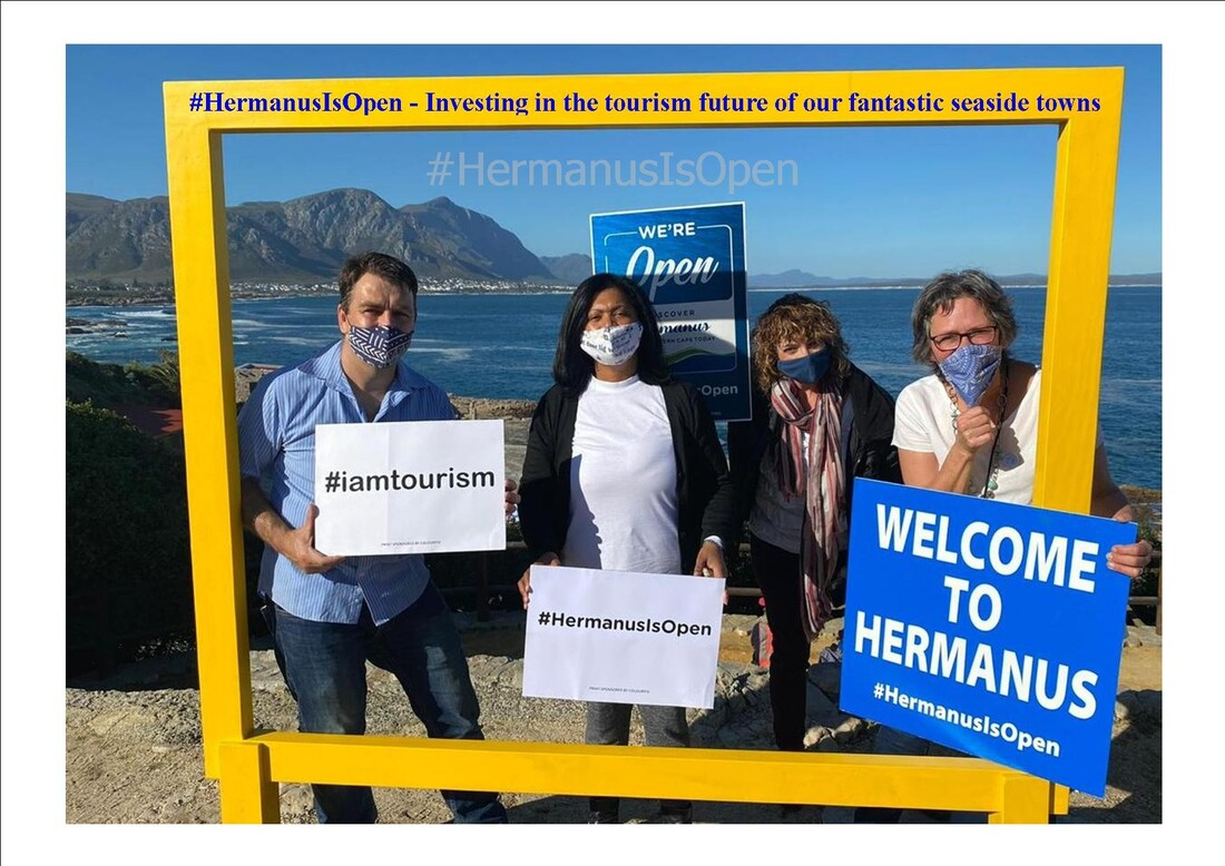 Hermanus is open - loads of activities and things to see and do in Hermanus, near Cape Town, South Africa